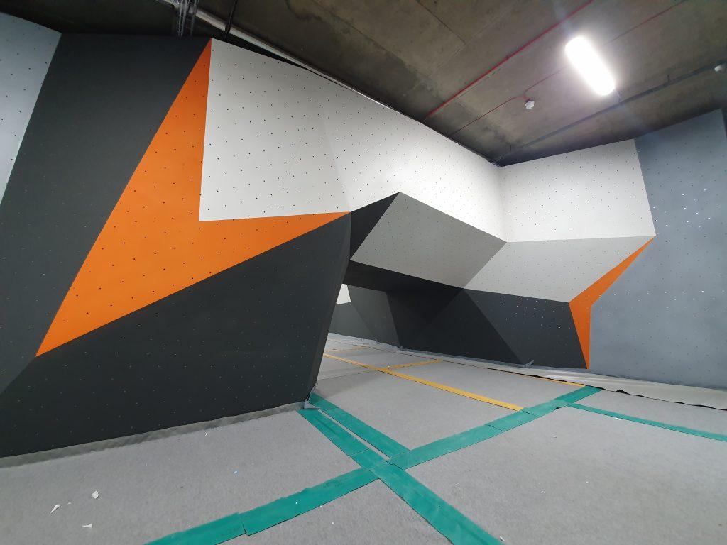 Tottenham Hale climbing centre