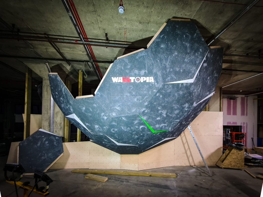 Stronghold climbing - death star returns