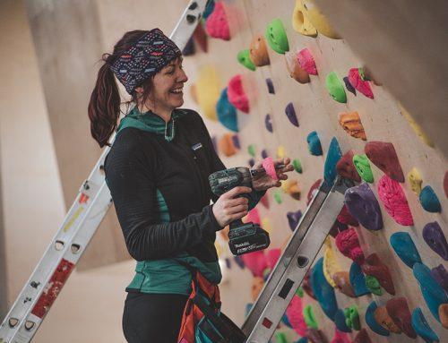 Routesetting: (Part 2) Emma Twyford & Jen Shirlaw
