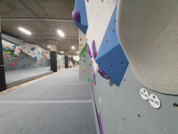 Tottenham Hale Stronghold Climbing Centre