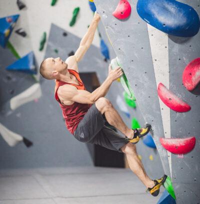 Neil Gresham Climbing Course