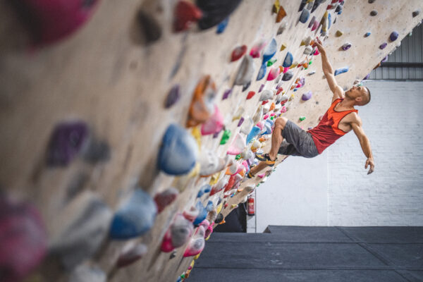 Stronghold Social Climbing Sessions